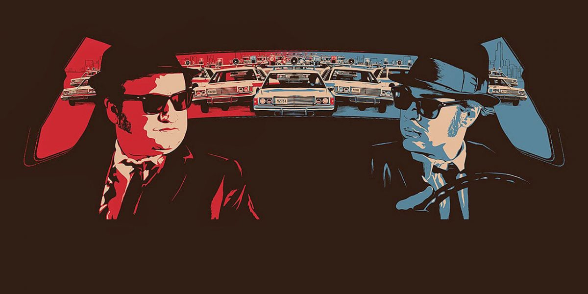 The Blues Brothers (1980) featured
