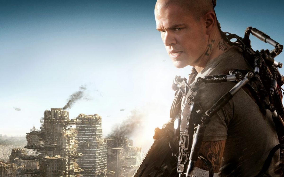 Elysium (2013) featured