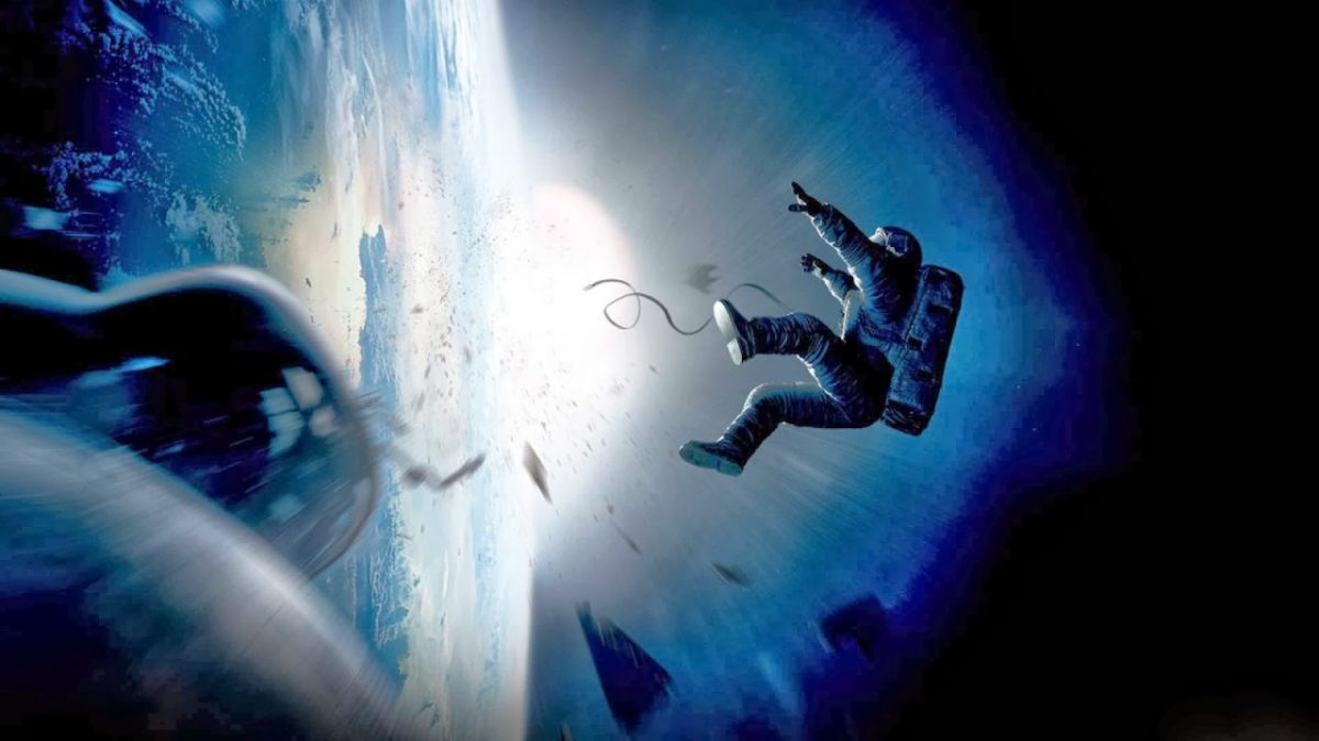 Gravity (2013) featured