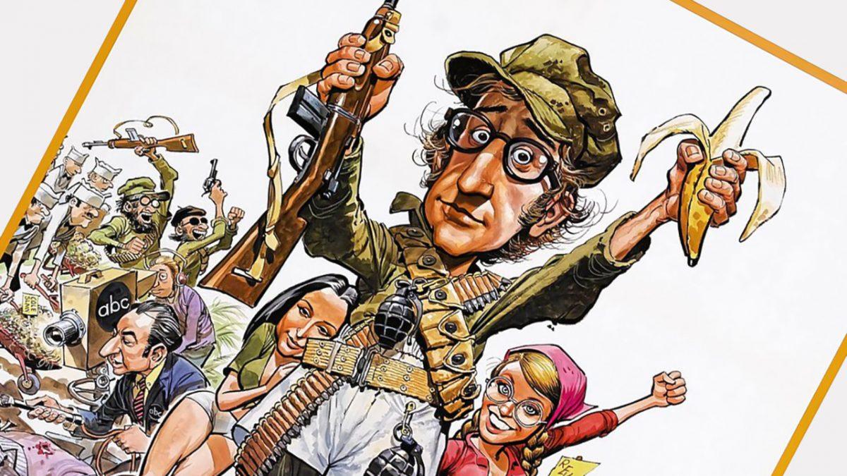 Il dittatore dello stato libero di Bananas (1971) featured