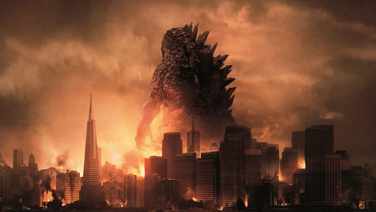 Godzilla (2014) featured