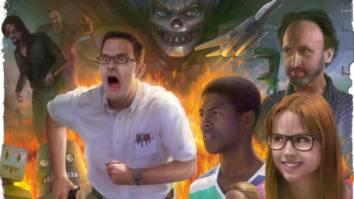 Angry videogame nerd: The movie (2014) featured