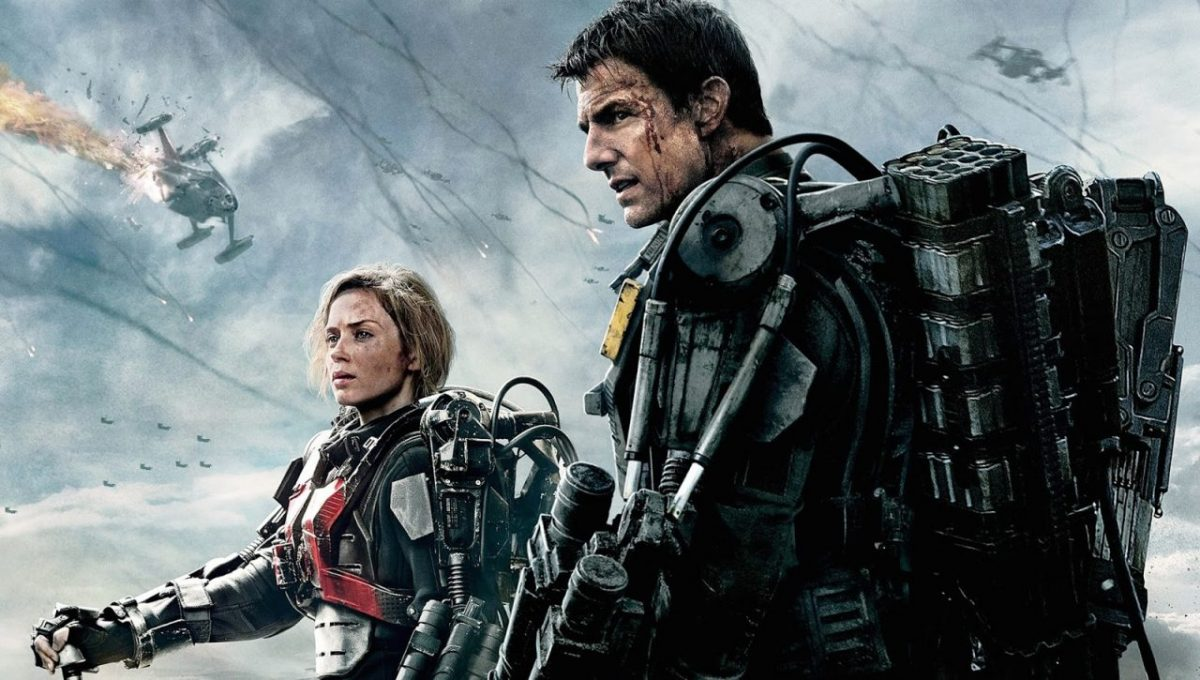 Edge of tomorrow (2014) featured