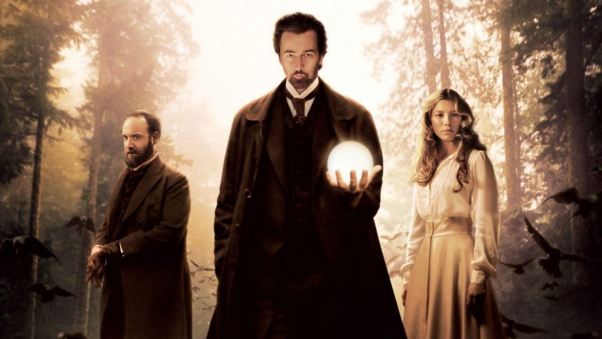 The Illusionist (2006) featured