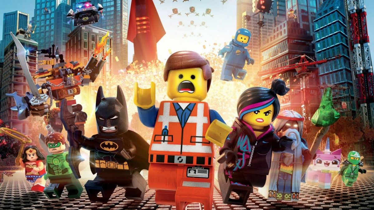 The Lego Movie (2014) featured