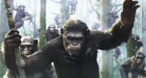 Apes Revolution (2014)