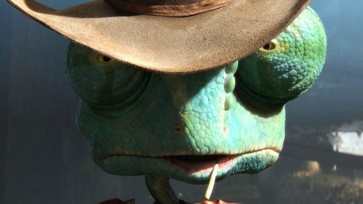 Rango (2011) featured