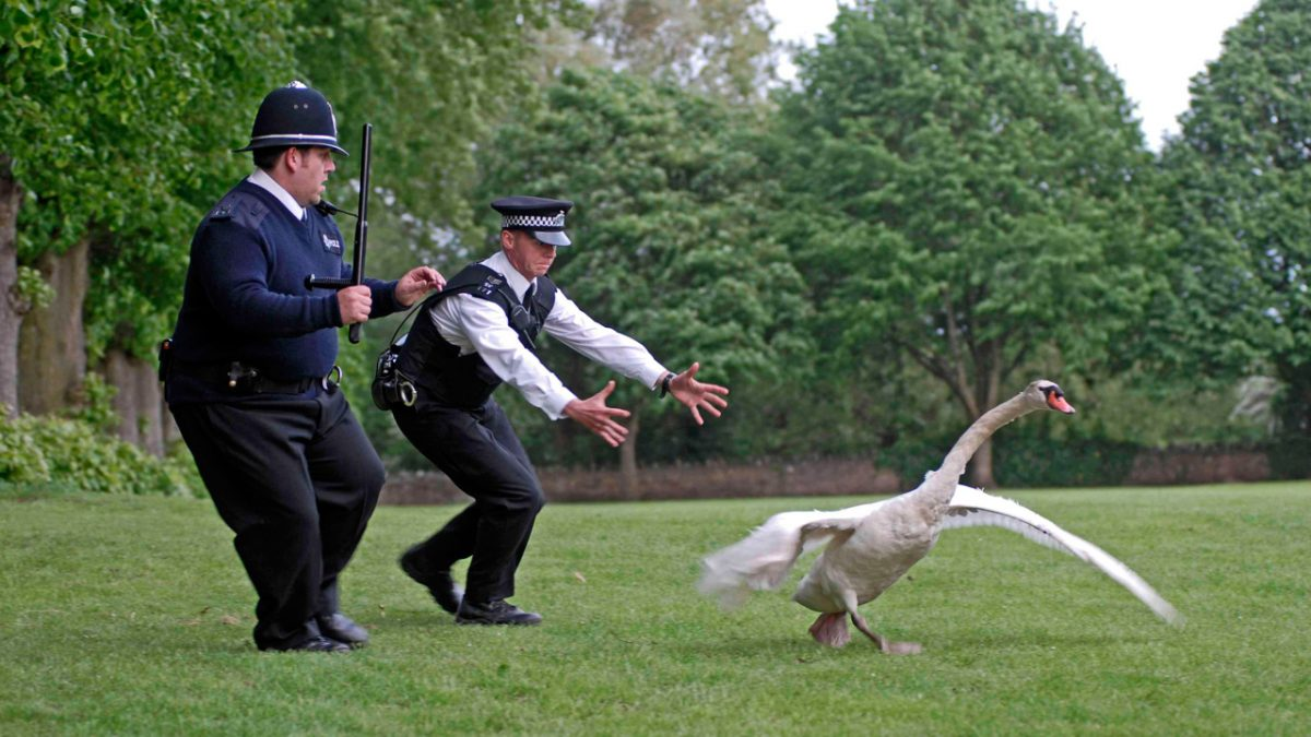 Hot Fuzz (2007) featured