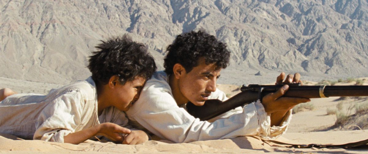 Theeb (2014) featured