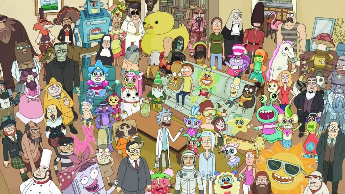 Rick and Morty: 2° stagione (2015)
