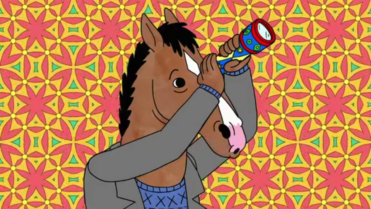 BoJack Horseman: 1° stagione (2014)