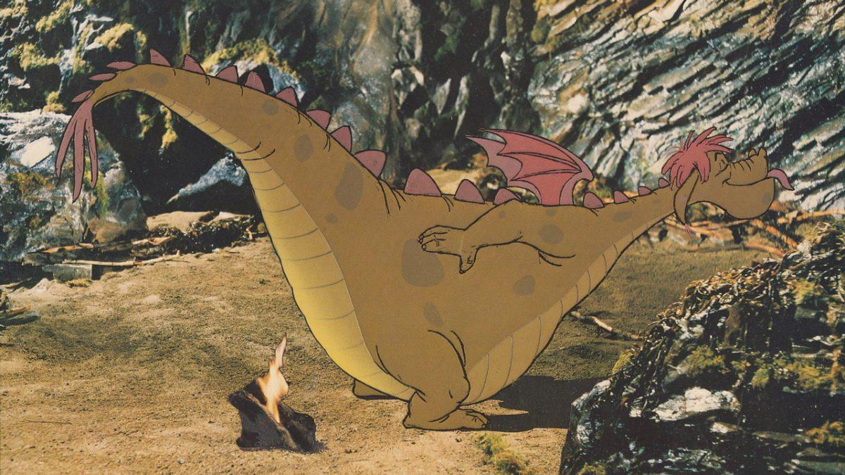 Elliot, il drago invisibile (1977)