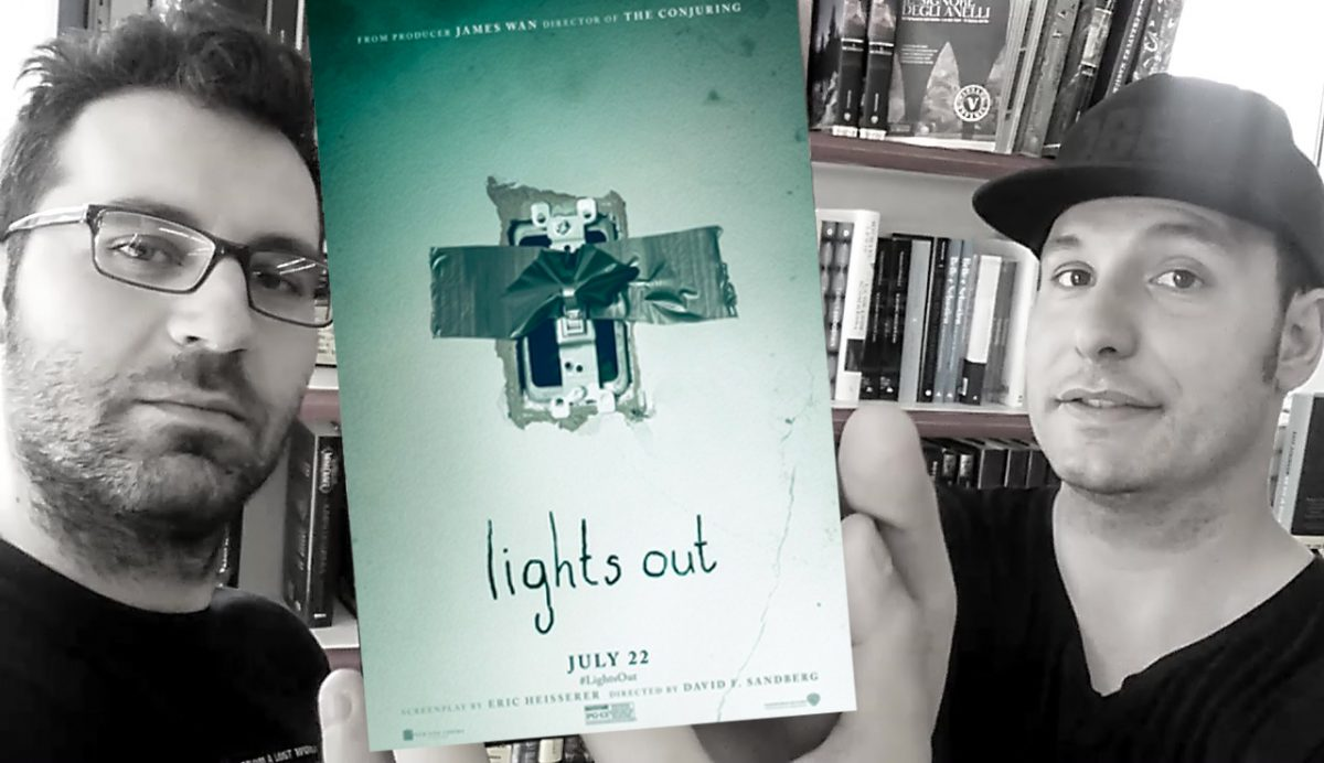 Lights out (2016) - Featured
