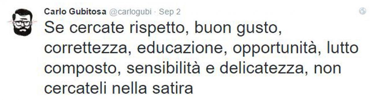 Delucidazioni sulla natura di questo blog - featured Carlo Gubitosa