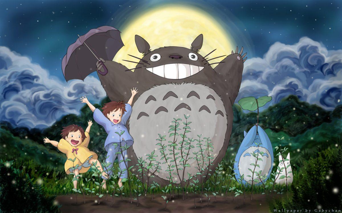 Il mio vicino Totoro (1988) featured