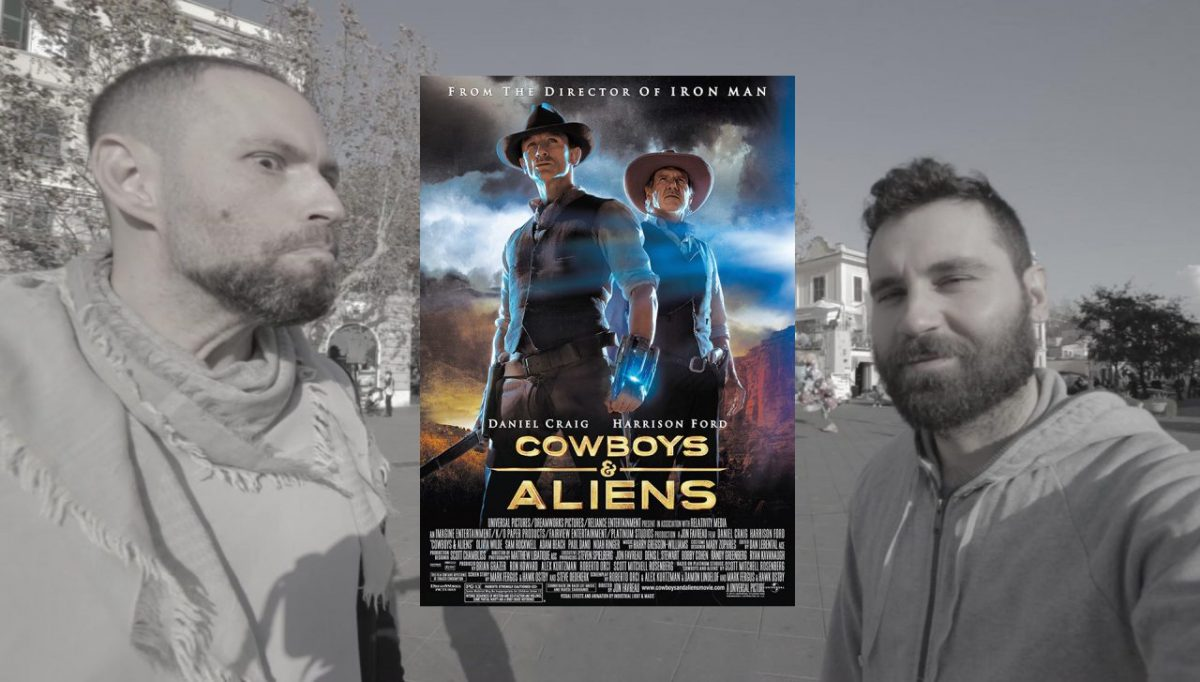 Cowboys & Aliens (2011) - featured