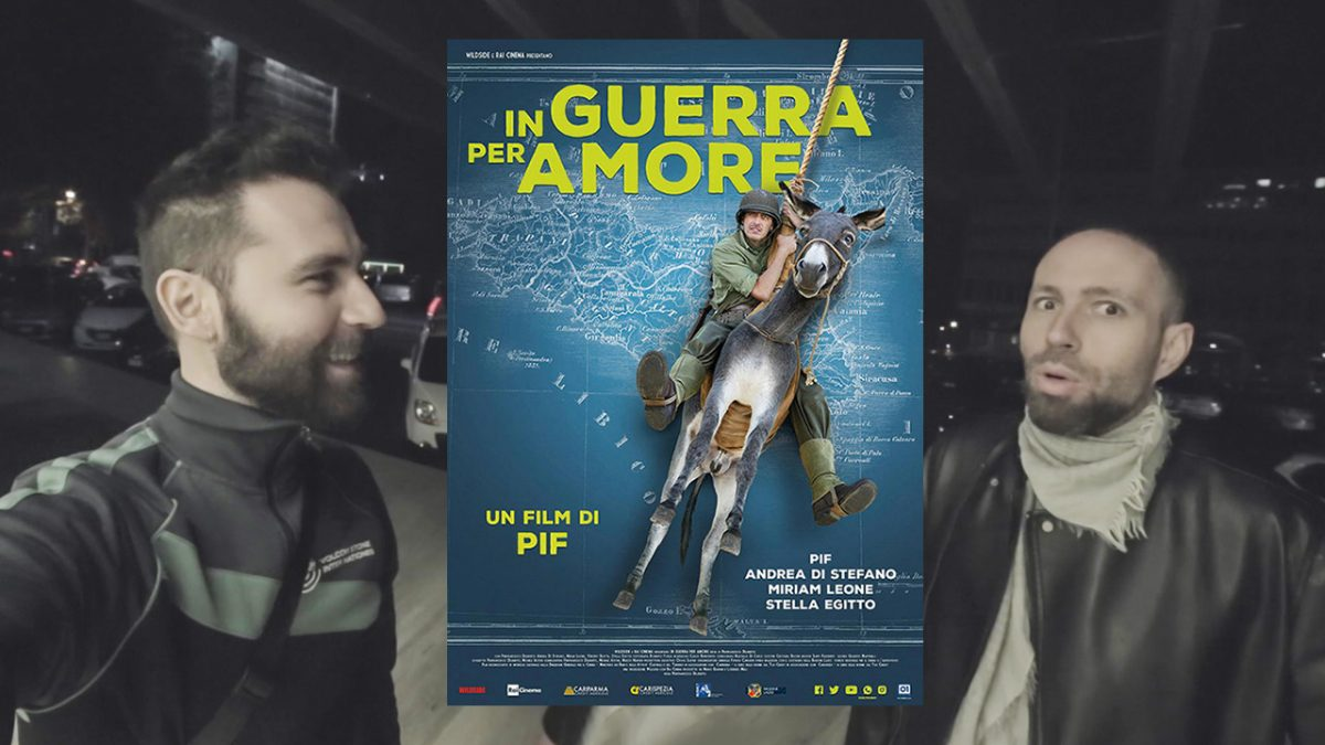 In guerra per amore (2016) - un Film una Recensione - Featured