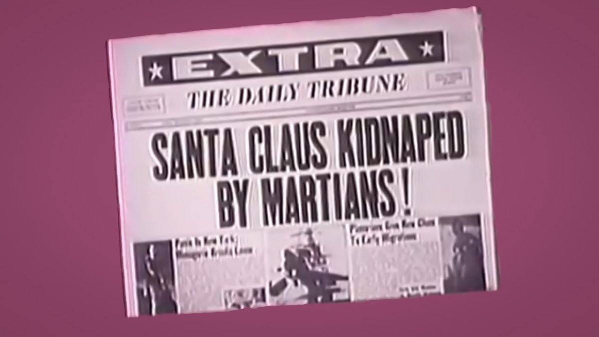 Santa Claus Conquers the Martians (1964) featured