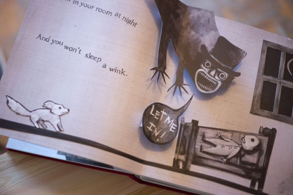 The Babadook Pop-Up Book - 2