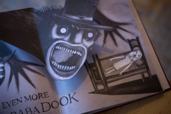 The Babadook Pop-Up Book - 4