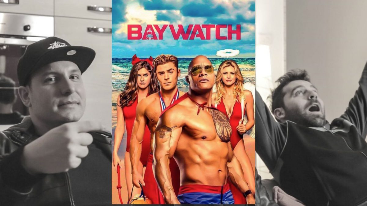 Baywatch (2017) - Trailer Reaction - un Film una Recensione