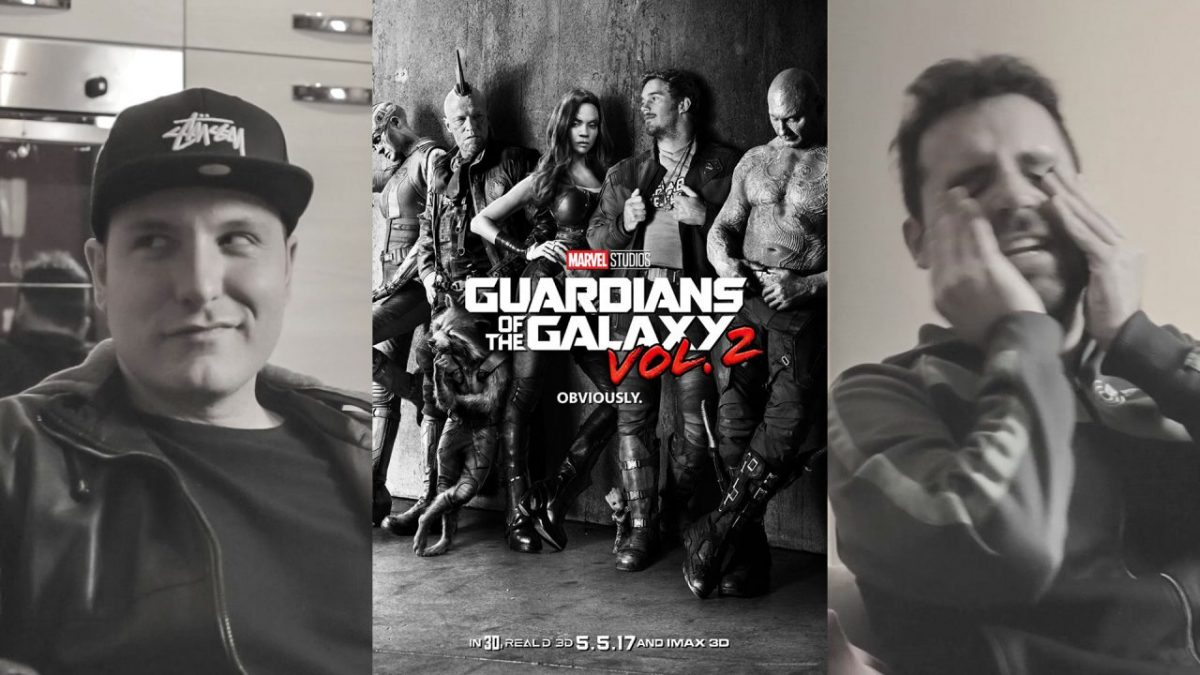Guardians of the Galaxy Vol. 2 (2017) - Trailer Reaction - un Film una Recensione