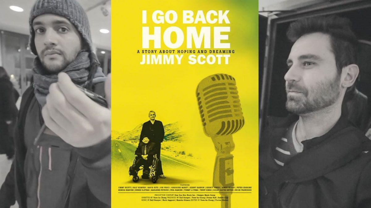 I Go Back Home: Jimmy Scott (2016)