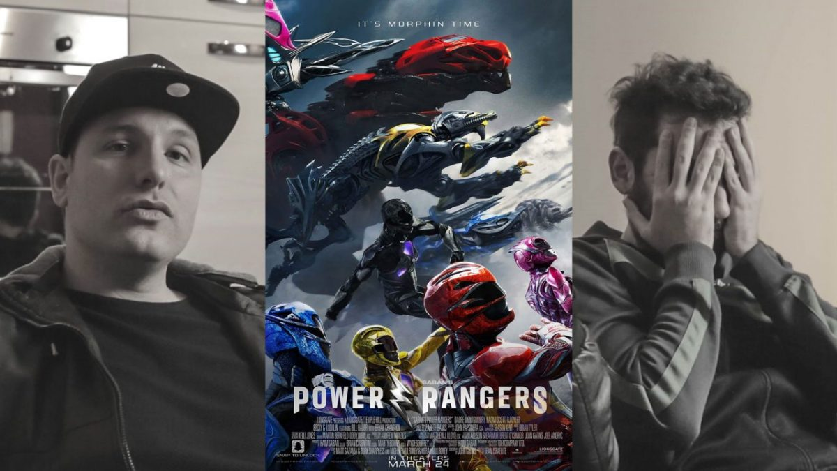 Power Rangers (2017) - Trailer Reaction - un Film una Recensione