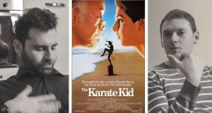 Karate Kid (1984) – Trailer Reaction