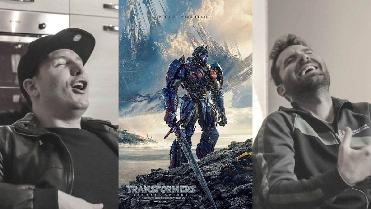 Transformers: L'ultimo cavaliere (2017) – Trailer Reaction