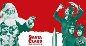 Santa Claus Conquers The Martians (1964) [Full Movie]