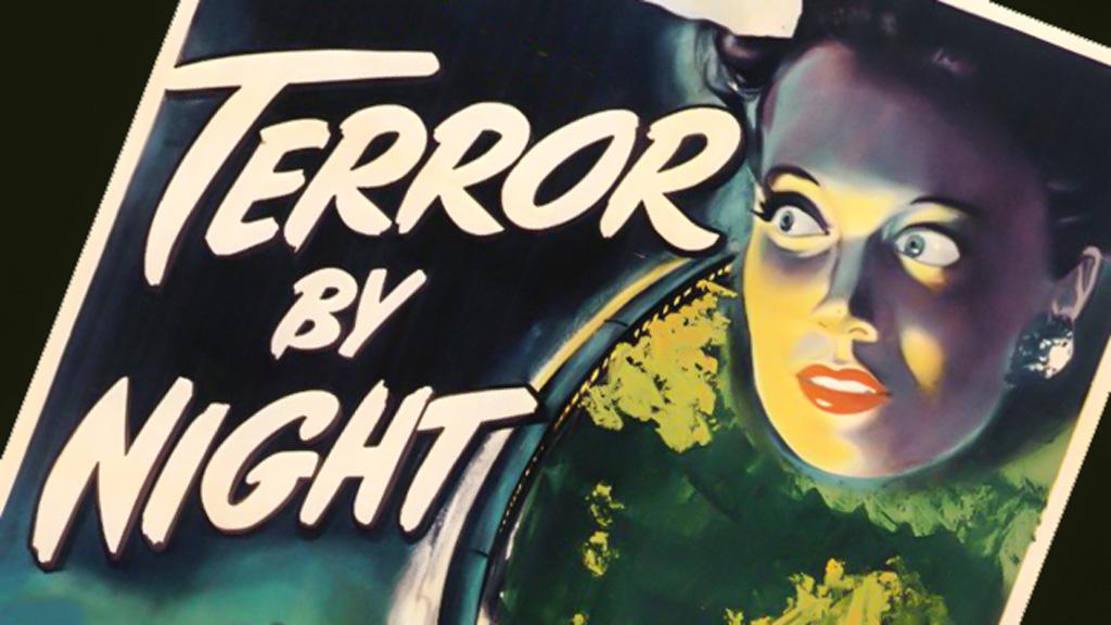 Terror by Night (1946) [Full Movie HD]