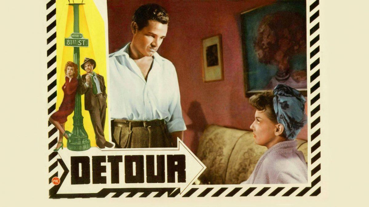 Detour (1945) [Full Movie]