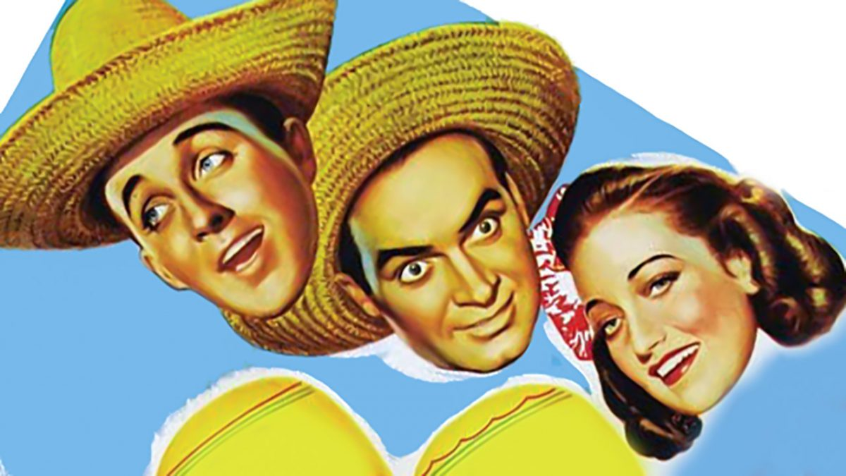 Road to Bali (1952) [Full Movie]