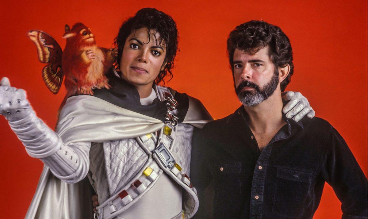 Captain EO (1986) featured