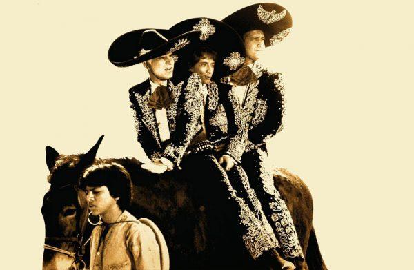 I tre amigos! (1986)