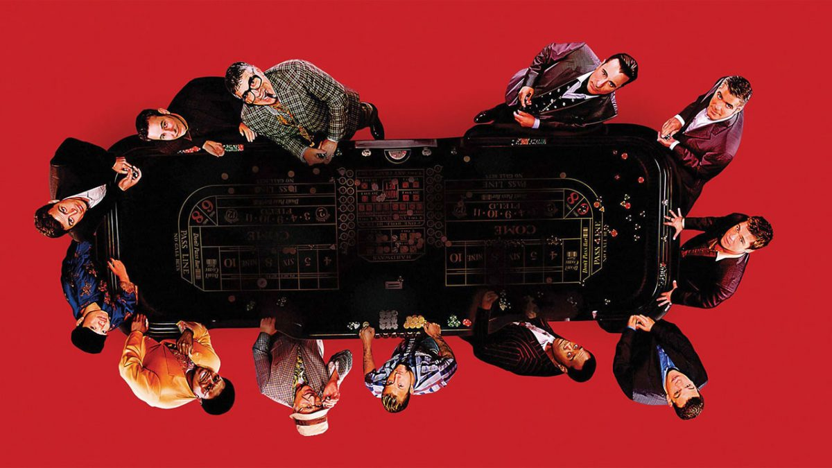 Ocean's Thirteen (2007) featured