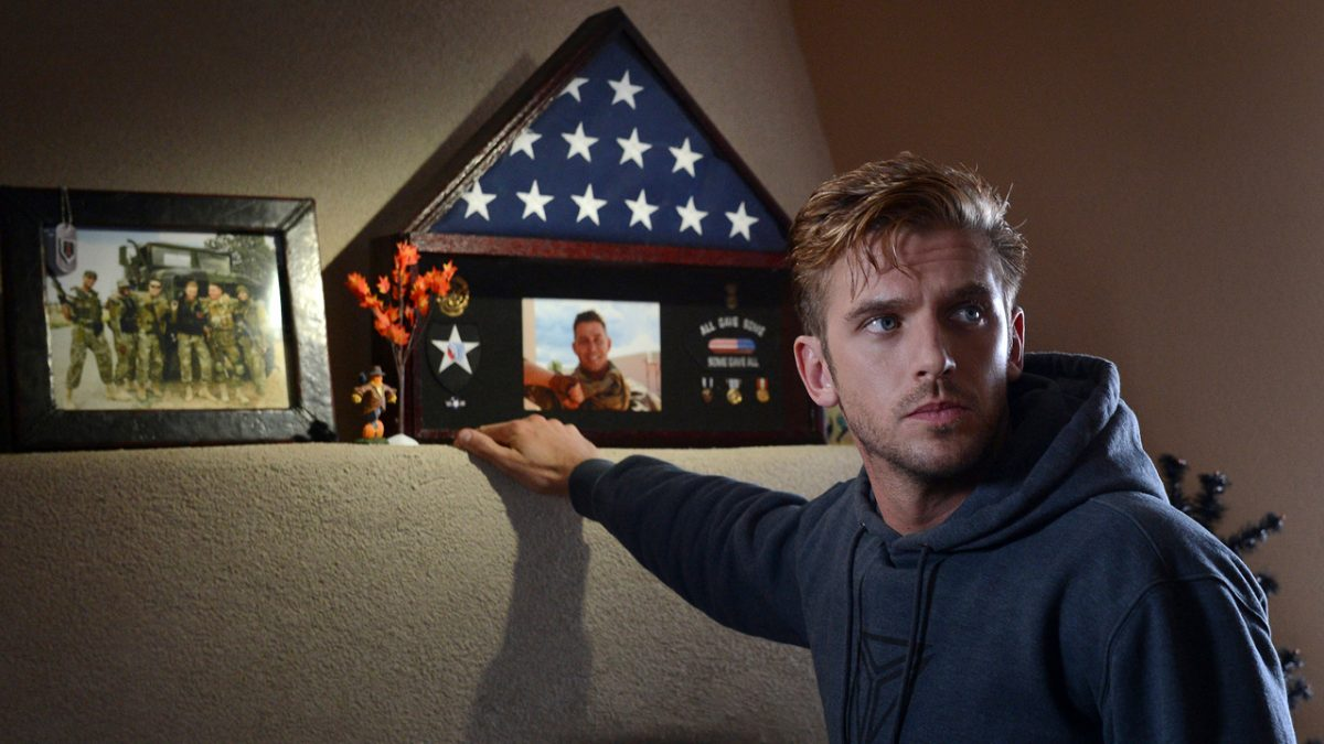 The Guest (2014) featured