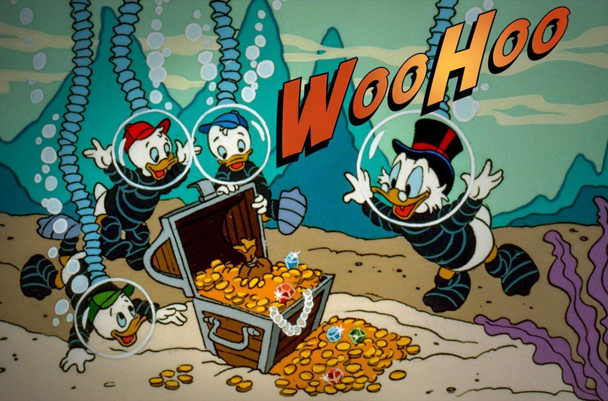 DuckTales – Avventure di paperi (1987-1990)