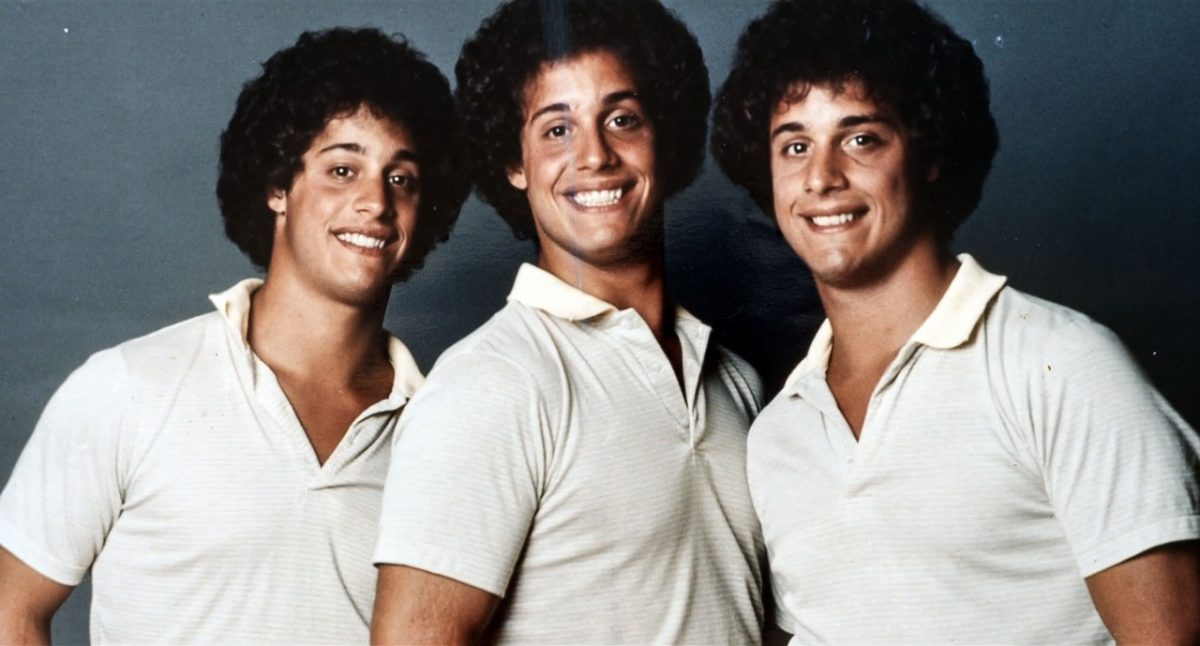 Three Identical Strangers (2018) featured