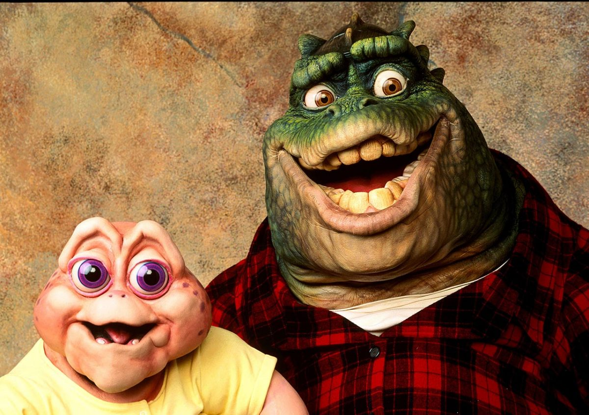 I dinosauri: 1° stagione (1991)